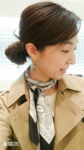 和田みさきスカーフ